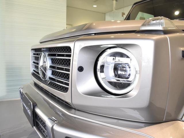 G550 レーダーセーフティパッケージ AMGライン 黒革 ガラススライディングルーフ Burmester TV ナビ ETC 20インチアルミホイール 正規ディーラー認定中古車 2年保証(45枚目)
