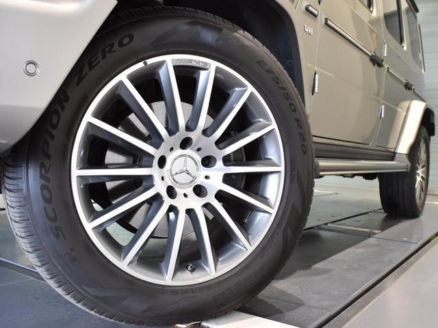 G550 レーダーセーフティパッケージ AMGライン 黒革 ガラススライディングルーフ Burmester TV ナビ ETC 20インチアルミホイール 正規ディーラー認定中古車 2年保証(52枚目)