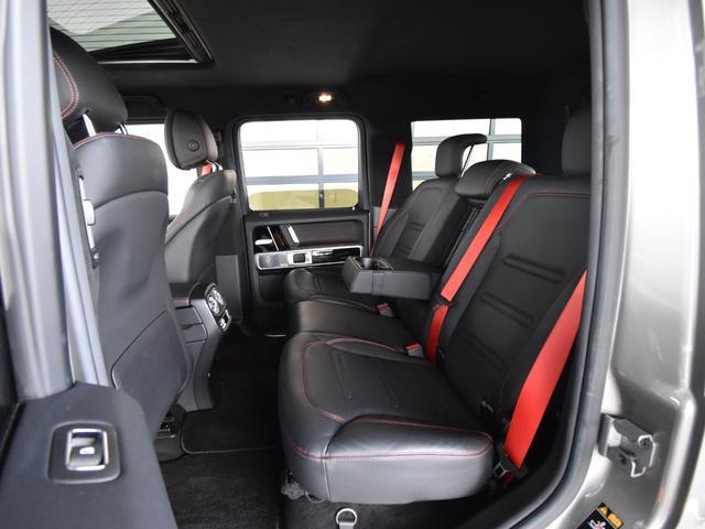 G550 レーダーセーフティパッケージ AMGライン 黒革 ガラススライディングルーフ Burmester TV ナビ ETC 20インチアルミホイール 正規ディーラー認定中古車 2年保証(77枚目)