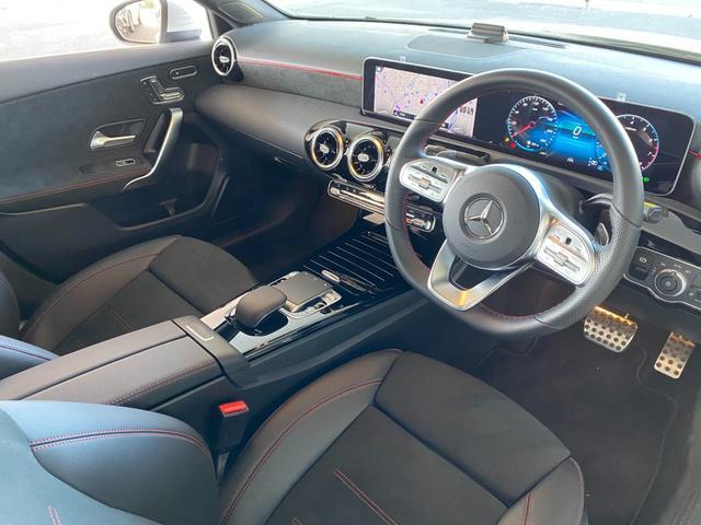 A180 スタイルセダン AMGライン レーダーセーフティパッケージ ナビゲーションパッケージ バックカメラ フルセグTV HDDナビ ETC 18インチアルミホイール 正規ディーラー認定中古車 2年保証 弊社デモカー(13枚目)