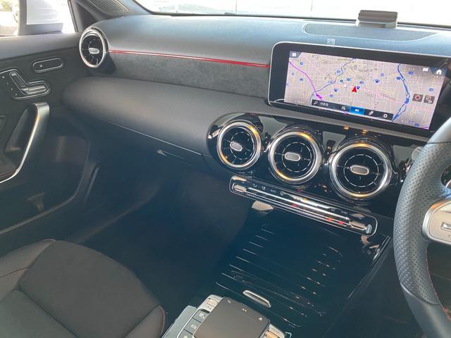 A180 スタイルセダン AMGライン レーダーセーフティパッケージ ナビゲーションパッケージ バックカメラ フルセグTV HDDナビ ETC 18インチアルミホイール 正規ディーラー認定中古車 2年保証 弊社デモカー(16枚目)