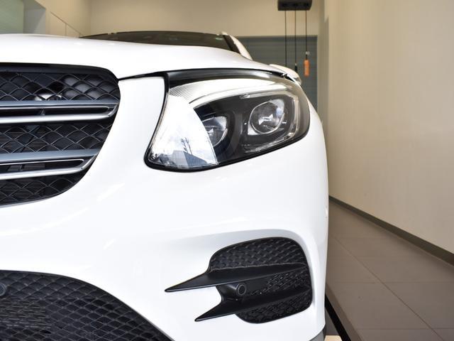 GLC220d 4マチックスポーツ(本革仕様) レーダーセーフティパッケージ 黒革 パノラミックスライディングルーフ Burmester エアバランスパッケージ TV ナビ ETC 19インチアルミホイール 正規ディーラー認定中古車 2年保証(6枚目)