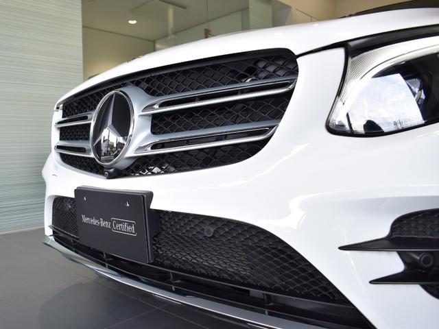 GLC220d 4マチックスポーツ(本革仕様) レーダーセーフティパッケージ 黒革 パノラミックスライディングルーフ Burmester エアバランスパッケージ TV ナビ ETC 19インチアルミホイール 正規ディーラー認定中古車 2年保証(7枚目)