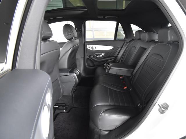 GLC220d 4マチックスポーツ(本革仕様) レーダーセーフティパッケージ 黒革 パノラミックスライディングルーフ Burmester エアバランスパッケージ TV ナビ ETC 19インチアルミホイール 正規ディーラー認定中古車 2年保証(43枚目)