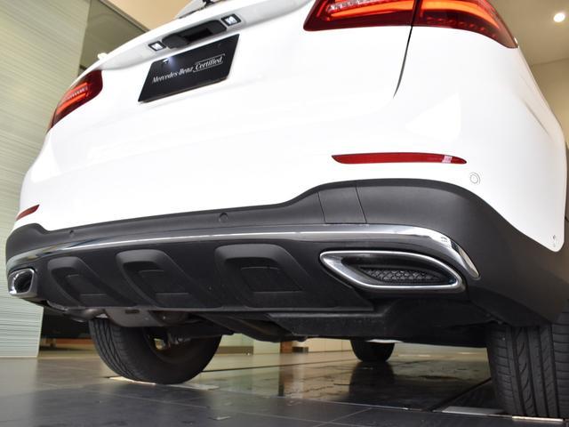GLC220d 4マチックスポーツ(本革仕様) レーダーセーフティパッケージ 黒革 パノラミックスライディングルーフ Burmester エアバランスパッケージ TV ナビ ETC 19インチアルミホイール 正規ディーラー認定中古車 2年保証(57枚目)