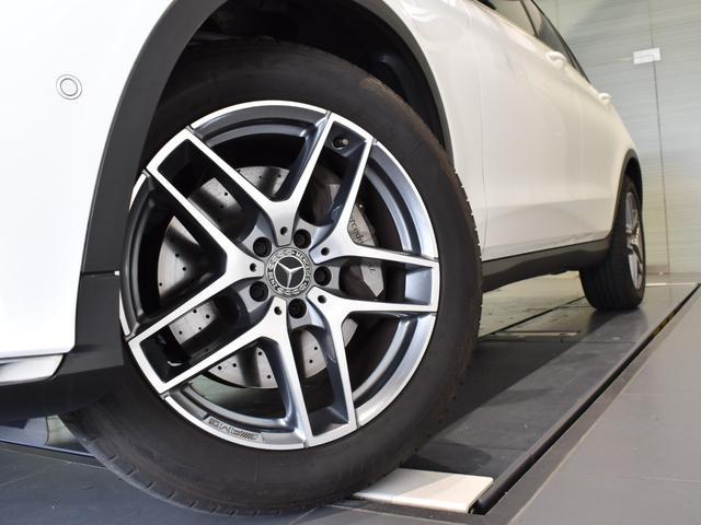 GLC220d 4マチックスポーツ(本革仕様) レーダーセーフティパッケージ 黒革 パノラミックスライディングルーフ Burmester エアバランスパッケージ TV ナビ ETC 19インチアルミホイール 正規ディーラー認定中古車 2年保証(58枚目)