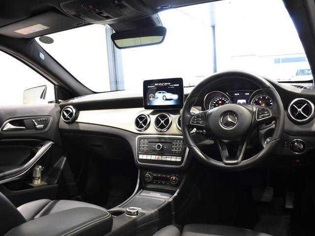 GLA220 4マチック レーダーセーフティパッケージ プレミアムパッケージ harman/kardon パノラミックスライディングルーフ ETC バックカメラ 18インチアルミホイール 正規ディーラー認定中古車 2年保証(19枚目)