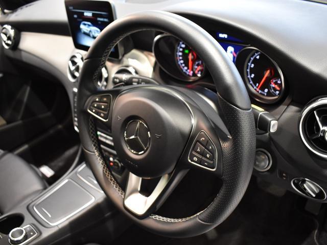 GLA220 4マチック レーダーセーフティパッケージ プレミアムパッケージ harman/kardon パノラミックスライディングルーフ ETC バックカメラ 18インチアルミホイール 正規ディーラー認定中古車 2年保証(20枚目)