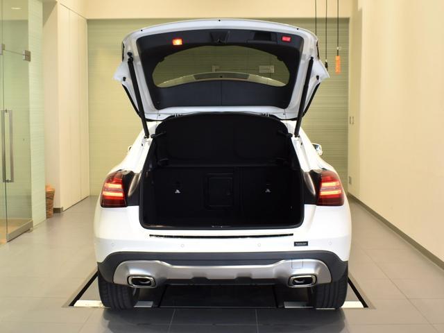 GLA220 4マチック レーダーセーフティパッケージ プレミアムパッケージ harman/kardon パノラミックスライディングルーフ ETC バックカメラ 18インチアルミホイール 正規ディーラー認定中古車 2年保証(37枚目)