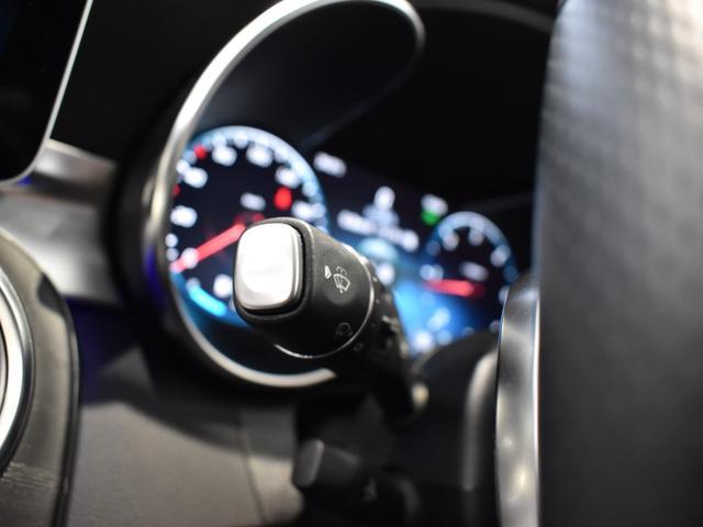 C220d ワゴンアバンギャルド AMGライン レーダーセーフティパッケージ レザーエクスクルーシブパッケージ 黒革 Burmester パノラミックスライディングルーフ TV ナビ 18インチアルミホイール 正規ディーラー認定中古車 2年保証(34枚目)