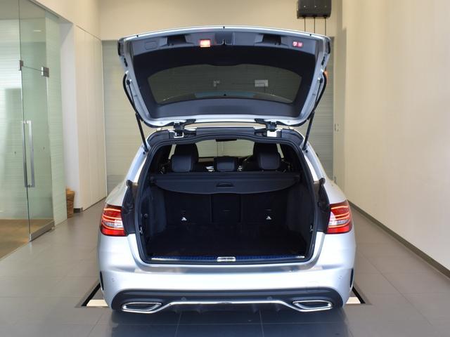 C220d ワゴンアバンギャルド AMGライン レーダーセーフティパッケージ レザーエクスクルーシブパッケージ 黒革 Burmester パノラミックスライディングルーフ TV ナビ 18インチアルミホイール 正規ディーラー認定中古車 2年保証(55枚目)
