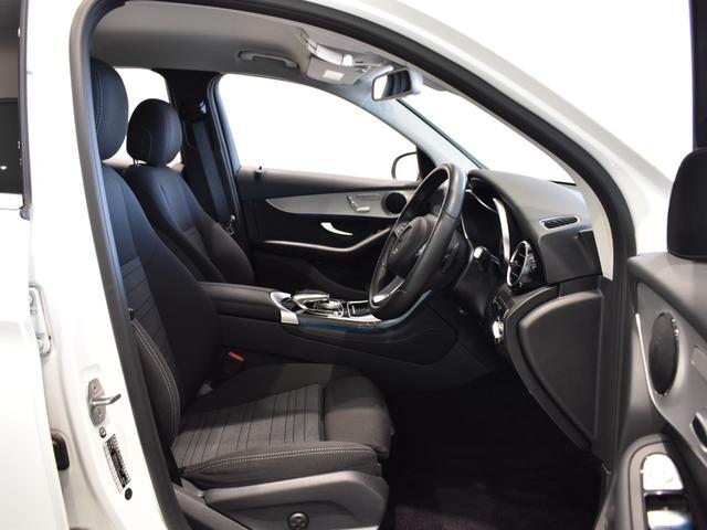 GLC250 4マチック レーダーセーフティパッケージ ベーシックパッケージ 360度カメラ フルセグTV ナビ 18インチアルミホイール 正規ディーラー認定中古車 1年保証(19枚目)