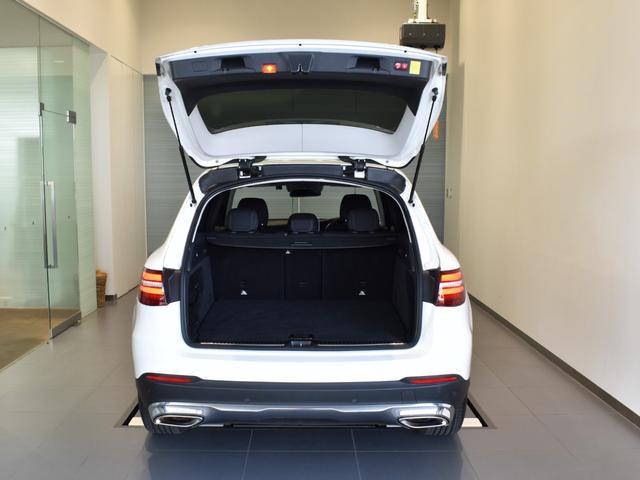 GLC250 4マチック レーダーセーフティパッケージ ベーシックパッケージ 360度カメラ フルセグTV ナビ 18インチアルミホイール 正規ディーラー認定中古車 1年保証(51枚目)