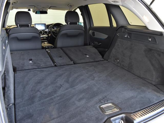 GLC250 4マチック レーダーセーフティパッケージ ベーシックパッケージ 360度カメラ フルセグTV ナビ 18インチアルミホイール 正規ディーラー認定中古車 1年保証(52枚目)
