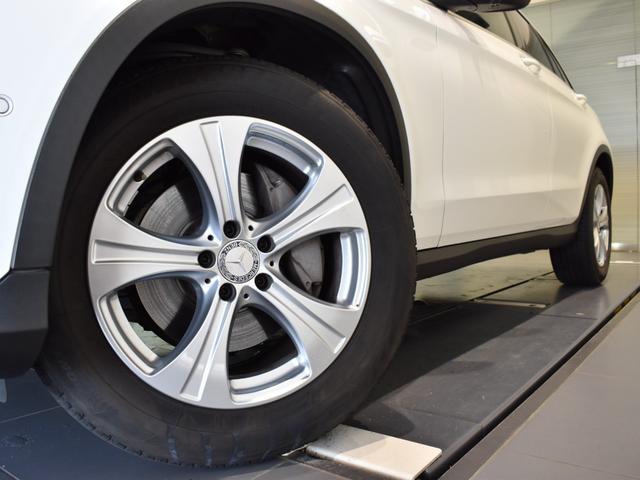 GLC250 4マチック レーダーセーフティパッケージ ベーシックパッケージ 360度カメラ フルセグTV ナビ 18インチアルミホイール 正規ディーラー認定中古車 1年保証(55枚目)