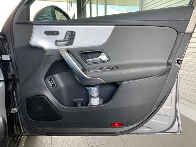 A35 4マチックセダン レーダーセーフティパッケージ ナビゲーションパッケージ AMGアドバンスドパッケージ AMGパフォーマンスパッケージ 黒灰革 S/R 18インチAW 正規ディーラー認定中古車 2年保証 弊社デモカー(9枚目)