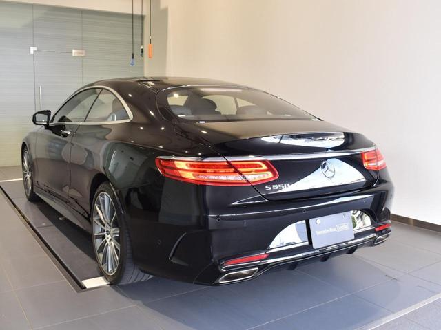 S550 クーペ AMGライン レーダーセーフティパッケージ AMGスタイリングパッケージ スワロフスキークリスタルパッケージ パノラミックルーフ 黒革 全周囲カメラ Burmester 20AW 正規ディーラー認定中古車 2年保証(50枚目)