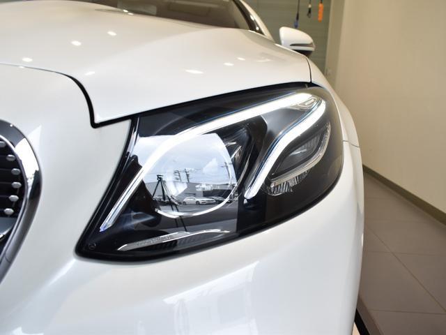 E400 4マチック クーペ スポーツ レーダーセーフティパッケージ AMGスタイリングパッケージ リラクゼーション機能 本革シート フルセグTV ナビ 19インチアルミホイール 正規ディーラー認定中古車 2年保証(6枚目)