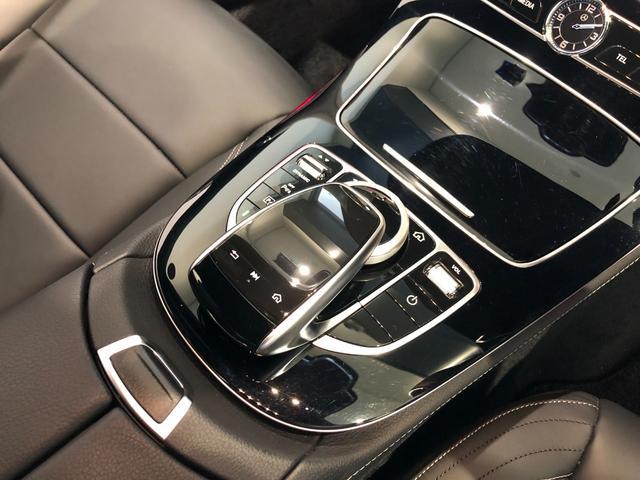 E200 アバンギャルド AMGライン レーダーセーフティパッケージ AMGスタイリングパッケージ 全周囲カメラ 黒革シート フルセグTV ナビ 19インチアルミホイール 正規ディーラー認定中古車 2年保証(15枚目)