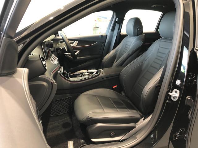 E200 アバンギャルド AMGライン レーダーセーフティパッケージ AMGスタイリングパッケージ 全周囲カメラ 黒革シート フルセグTV ナビ 19インチアルミホイール 正規ディーラー認定中古車 2年保証(22枚目)