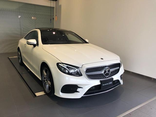 E400 4マチック クーペ スポーツ AMGスタイリングパッケージ エクスクルーシブパッケージ エアバランスパッケージ リラクゼーション機能 パノラミックスライディングルーフ Burmester 正規ディーラー認定中古車 2年保証(6枚目)
