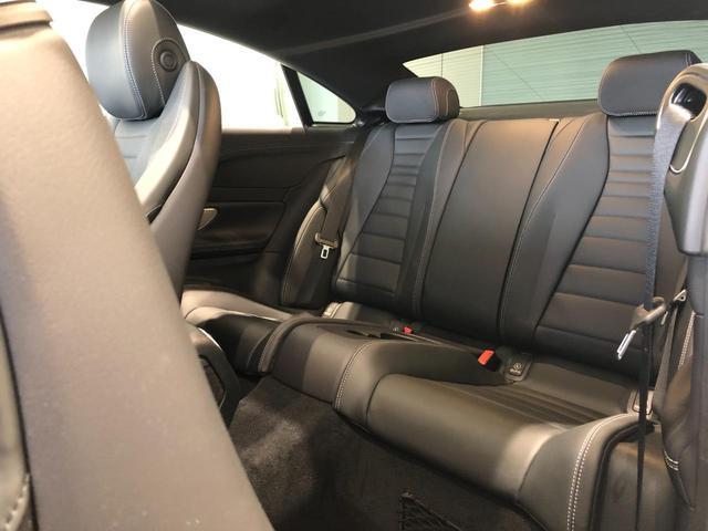 E400 4マチック クーペ スポーツ AMGスタイリングパッケージ エクスクルーシブパッケージ エアバランスパッケージ リラクゼーション機能 パノラミックスライディングルーフ Burmester 正規ディーラー認定中古車 2年保証(26枚目)