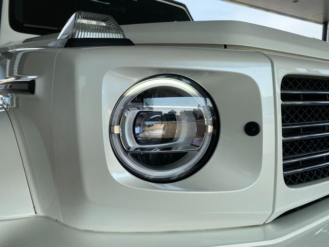 G550 AMGライン レーダーセーフティパッケージ Burmester 全周囲カメラ ガラススライディングルーフ TV ナビ ETC 20インチアルミホイール 正規ディーラー認定中古車 2年保証(6枚目)