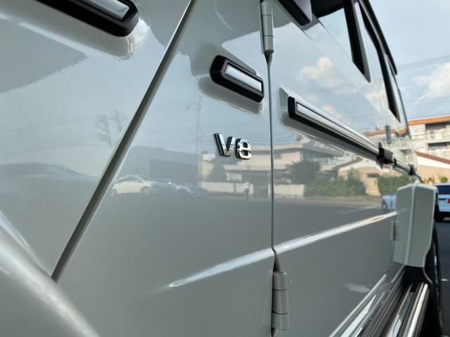 G550 AMGライン レーダーセーフティパッケージ Burmester 全周囲カメラ ガラススライディングルーフ TV ナビ ETC 20インチアルミホイール 正規ディーラー認定中古車 2年保証(7枚目)