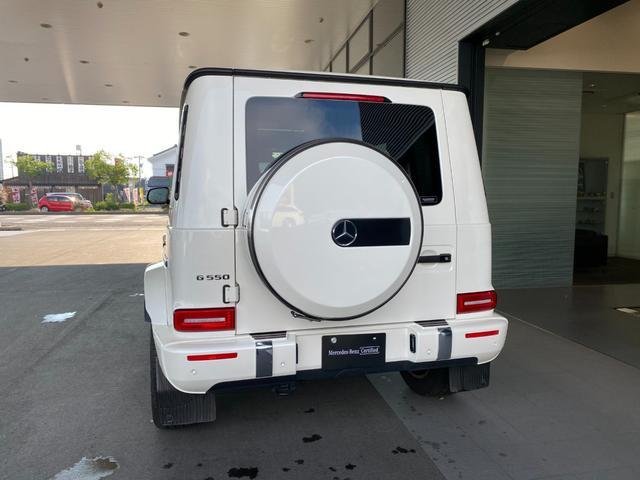 G550 AMGライン レーダーセーフティパッケージ Burmester 全周囲カメラ ガラススライディングルーフ TV ナビ ETC 20インチアルミホイール 正規ディーラー認定中古車 2年保証(24枚目)