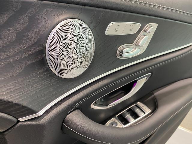 E200 4マチック アバンギャルド AMGライン レーダーセーフティパッケージ エクスクルーシブパッケージ Burmester エアバランスパッケージ TV ナビ ETC 19インチアルミホイール 正規ディーラー認定中古車 2年保証(11枚目)
