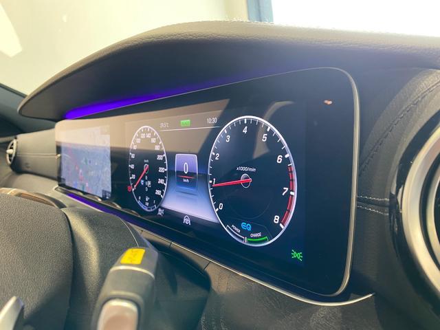 E200 4マチック アバンギャルド AMGライン レーダーセーフティパッケージ エクスクルーシブパッケージ Burmester エアバランスパッケージ TV ナビ ETC 19インチアルミホイール 正規ディーラー認定中古車 2年保証(16枚目)