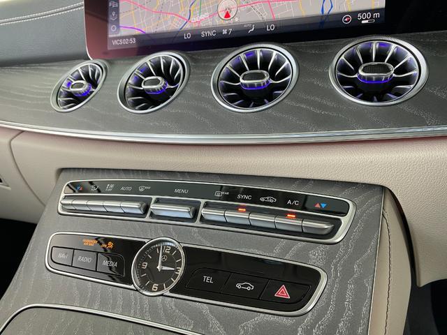 CLS450 4マチック スポーツ レーダーセーフティパッケージ エクスクルーシブパッケージ Burmester 白革 TV ナビ ETC 19インチアルミホイール 正規ディーラー認定中古車 2年保証(14枚目)