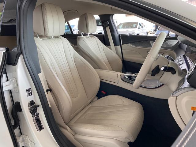 CLS450 4マチック スポーツ レーダーセーフティパッケージ エクスクルーシブパッケージ Burmester 白革 TV ナビ ETC 19インチアルミホイール 正規ディーラー認定中古車 2年保証(19枚目)