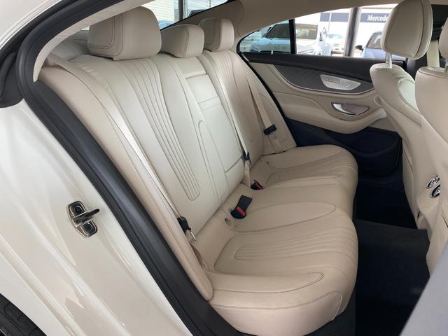 CLS450 4マチック スポーツ レーダーセーフティパッケージ エクスクルーシブパッケージ Burmester 白革 TV ナビ ETC 19インチアルミホイール 正規ディーラー認定中古車 2年保証(20枚目)