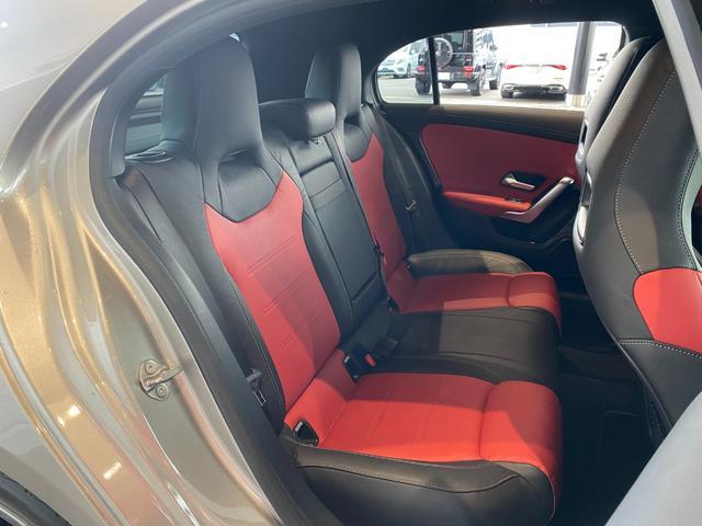 A180 スタイル AMGライン レーダーセーフティパッケージ ナビゲーションパッケージ AMGレザーエクスクルーシブパッケージ 赤黒ツイン革 TV ナビ ETC 18インチアルミホイール 正規ディーラー認定中古車 2年保証(10枚目)