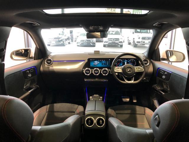 GLA200d 4マチック AMGライン レーダーセーフティパッケージ ナビゲーションパッケージ 全周囲カメラ パノラミックスライディングルーフ 19インチアルミホイール ETC 正規ディーラー認定中古車 2年保証(15枚目)