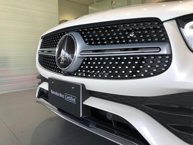 GLC220d 4マチック AMGライン レーダーセーフティパッケージ AMGスタイリングパッケージ パノラミックスライディングルーフ 全周囲カメラ フルセグTV ナビ 19インチアルミホイール 正規ディーラー認定中古車 2年保証(8枚目)