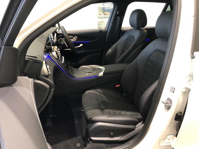 GLC220d 4マチック AMGライン レーダーセーフティパッケージ AMGスタイリングパッケージ パノラミックスライディングルーフ 全周囲カメラ フルセグTV ナビ 19インチアルミホイール 正規ディーラー認定中古車 2年保証(31枚目)