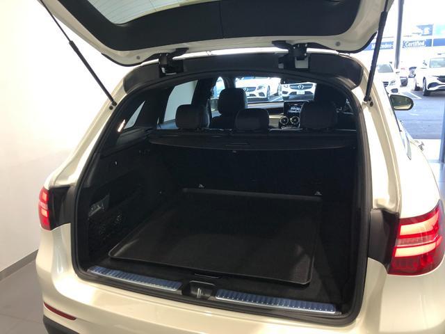 GLC220d 4マチックスポーツ レーダーセーフティパッケージ AMGスタイリングパッケージ 全周囲カメラ フルセグTV ナビ ETC 19インチアルミホイール 正規ディーラー認定中古車 2年保証(9枚目)