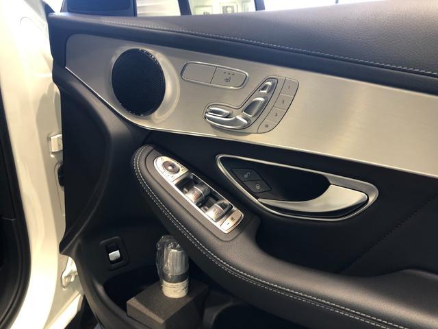 GLC220d 4マチックスポーツ レーダーセーフティパッケージ AMGスタイリングパッケージ 全周囲カメラ フルセグTV ナビ ETC 19インチアルミホイール 正規ディーラー認定中古車 2年保証(12枚目)