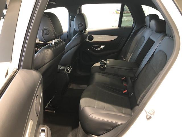 GLC220d 4マチックスポーツ レーダーセーフティパッケージ AMGスタイリングパッケージ 全周囲カメラ フルセグTV ナビ ETC 19インチアルミホイール 正規ディーラー認定中古車 2年保証(25枚目)