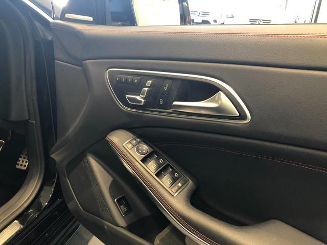 CLA180 シューティングブレーク スポーツ レーダーセーフティパッケージ ベーシックパッケージ AMGレザーエクスクルーシブパッケージ パノラミックスライディングルーフ harman/kardon 黒革 正規ディーラー認定中古車 2年保証(15枚目)