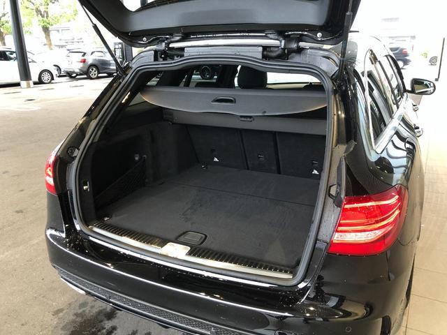 C180 ステーションワゴン ローレウスエディション レーダーセーフティパッケージ AMGスタイリングパッケージ パノラミックスライディングルーフ バックカメラ フルセグTV ナビ 18インチアルミホイール ETC 正規ディーラー認定中古車 2年保証(11枚目)