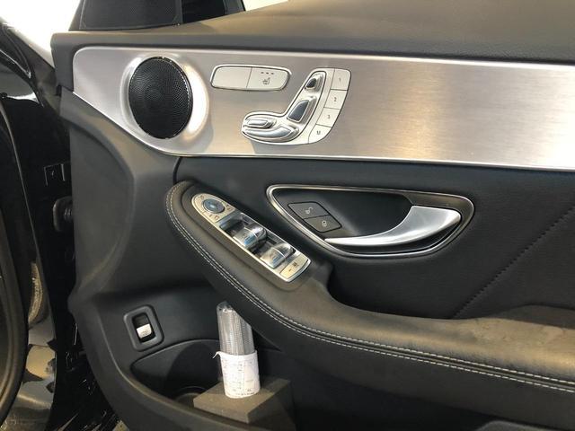 C180 ステーションワゴン ローレウスエディション レーダーセーフティパッケージ AMGスタイリングパッケージ パノラミックスライディングルーフ バックカメラ フルセグTV ナビ 18インチアルミホイール ETC 正規ディーラー認定中古車 2年保証(16枚目)