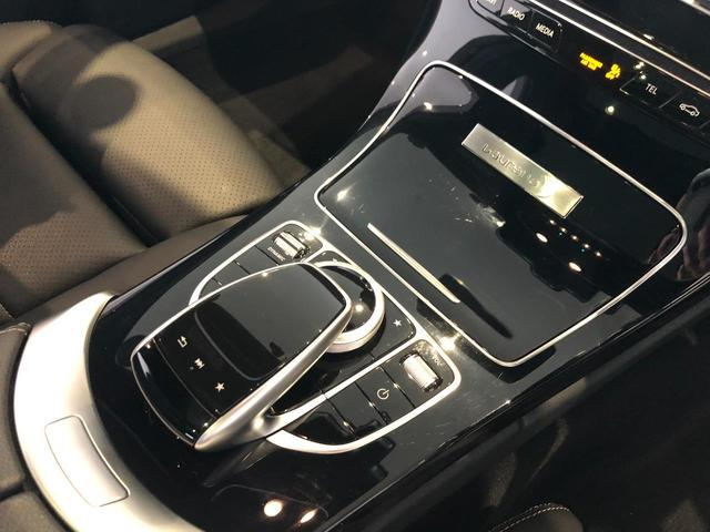C180 ステーションワゴン ローレウスエディション レーダーセーフティパッケージ AMGスタイリングパッケージ パノラミックスライディングルーフ バックカメラ フルセグTV ナビ 18インチアルミホイール ETC 正規ディーラー認定中古車 2年保証(21枚目)