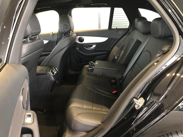 C180 ステーションワゴン ローレウスエディション レーダーセーフティパッケージ AMGスタイリングパッケージ パノラミックスライディングルーフ バックカメラ フルセグTV ナビ 18インチアルミホイール ETC 正規ディーラー認定中古車 2年保証(30枚目)