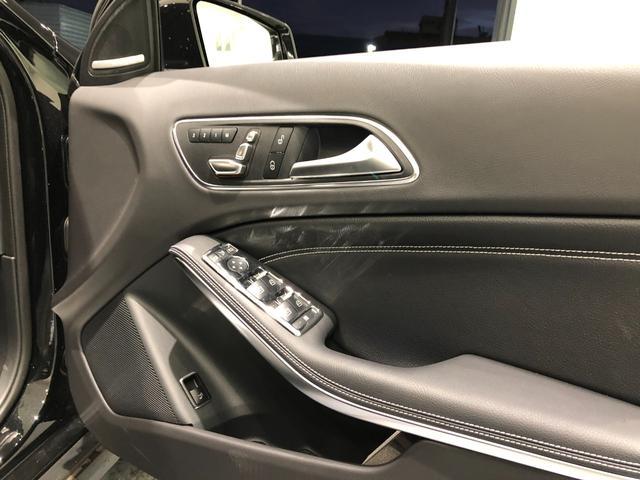 GLA220 4マチック レーダーセーフティパッケージ プレミアムパッケージ パノラミックスライディングルーフ harman/kardon 18インチアルミホイール TV ナビ ETC 正規ディーラー認定中古車 2年保証(10枚目)