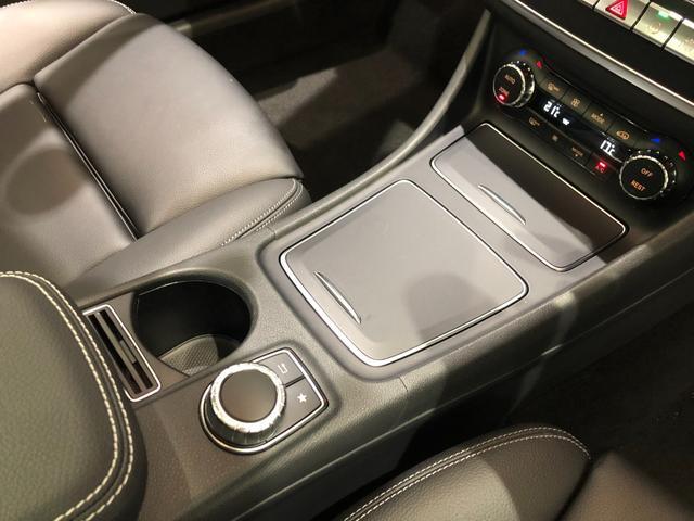 GLA220 4マチック レーダーセーフティパッケージ プレミアムパッケージ パノラミックスライディングルーフ harman/kardon 18インチアルミホイール TV ナビ ETC 正規ディーラー認定中古車 2年保証(16枚目)