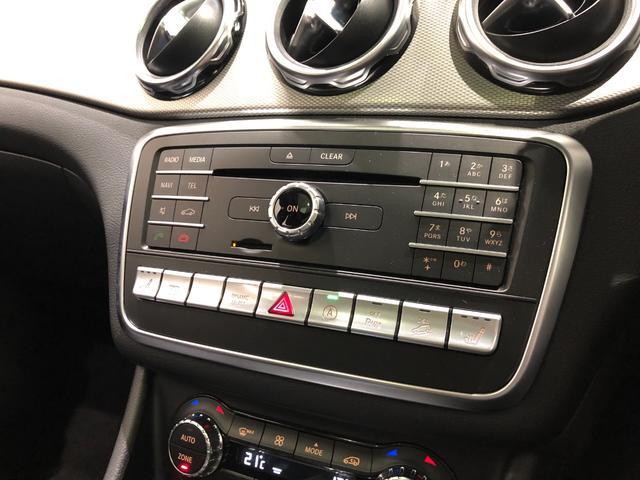 GLA220 4マチック レーダーセーフティパッケージ プレミアムパッケージ パノラミックスライディングルーフ harman/kardon 18インチアルミホイール TV ナビ ETC 正規ディーラー認定中古車 2年保証(18枚目)