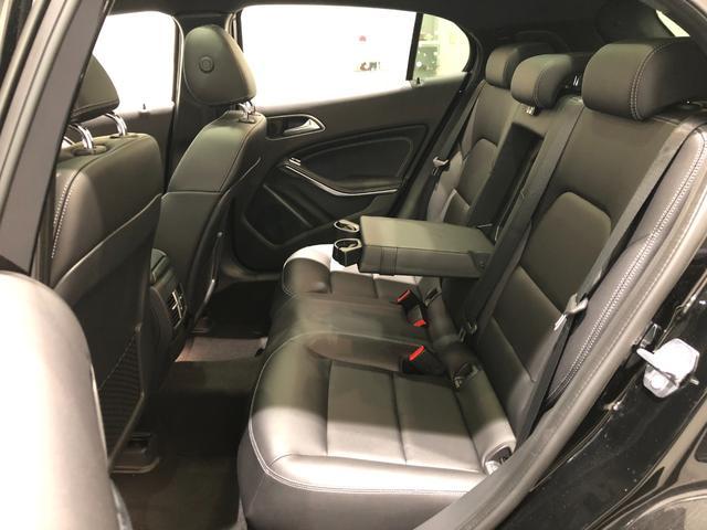 GLA220 4マチック レーダーセーフティパッケージ プレミアムパッケージ パノラミックスライディングルーフ harman/kardon 18インチアルミホイール TV ナビ ETC 正規ディーラー認定中古車 2年保証(25枚目)